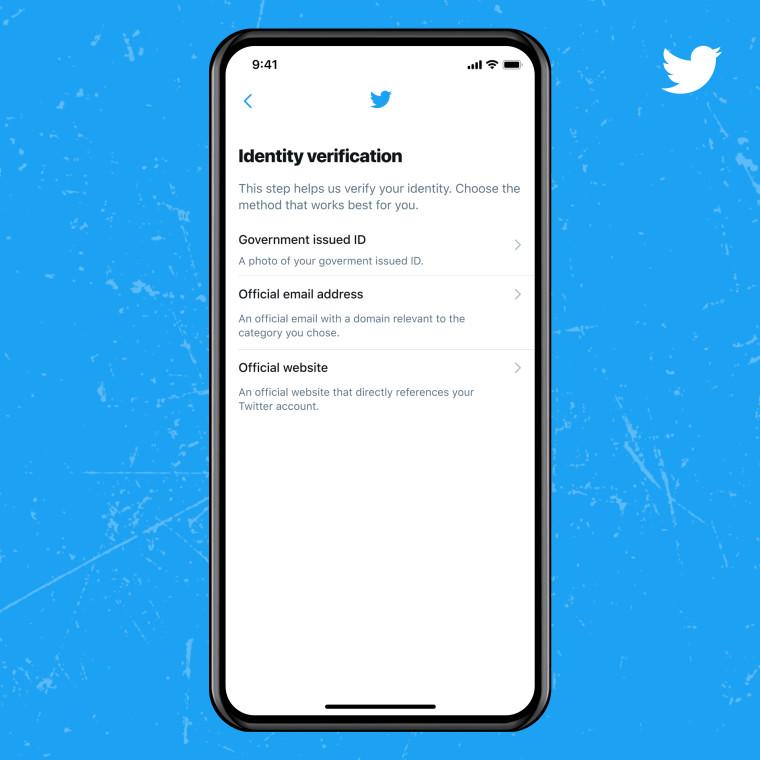 Application process for Twitter&039s new verification program