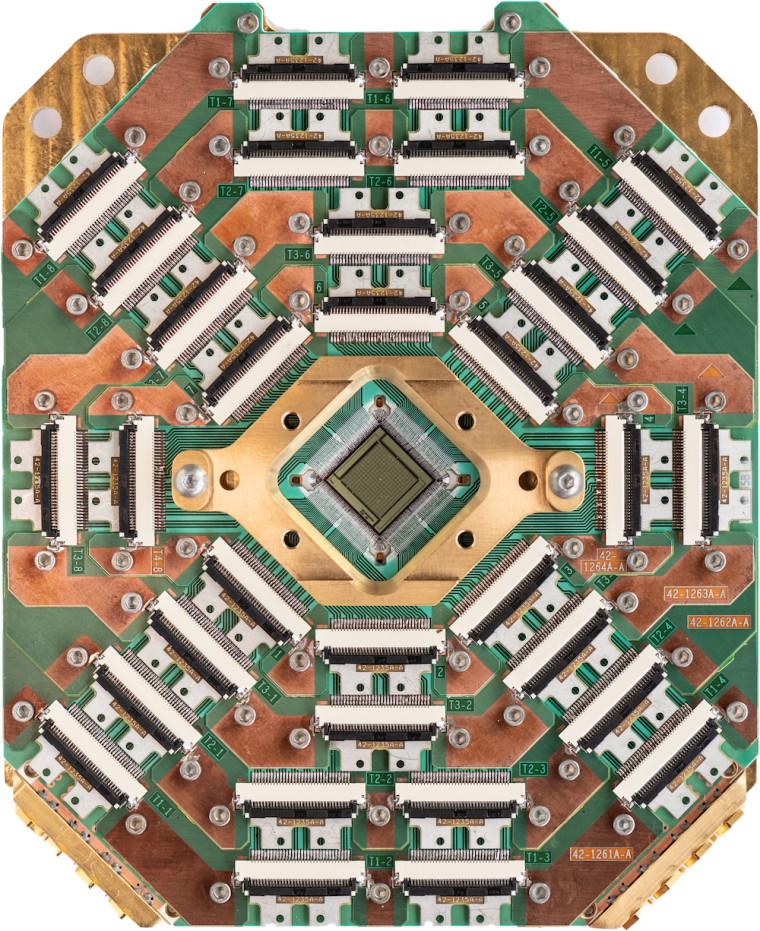 D-Wave Advantage Quantum Processor
