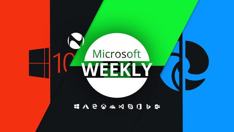 Microsoft Weekly - May 23 2021 weekly recap