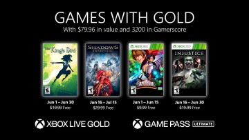 Games with Gold June reveal
