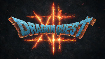 Dragon Quest 12 title card reveal