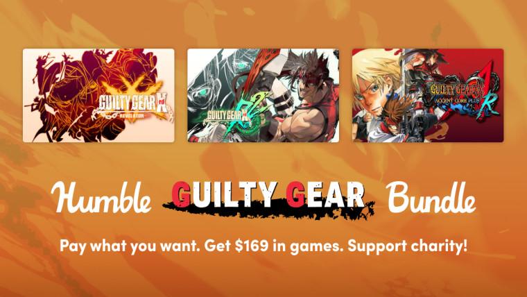 Guilty Gear bundle contents