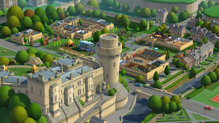 Two Point Campus screenshots