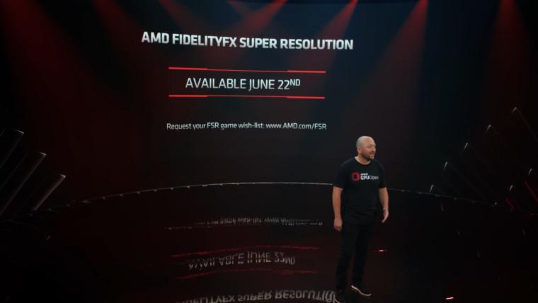 AMD FSR arrives on June 22 2021