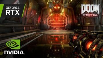 RTX enabled Doom Eternal