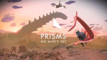 No man&039s sky prisms update