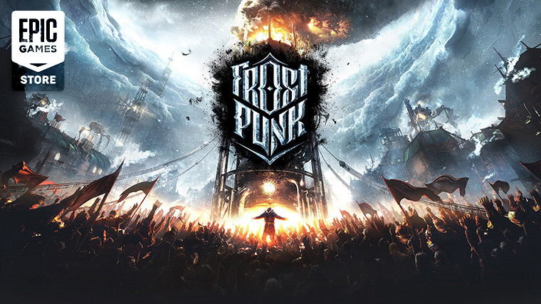 Frostpunk is free on the Epic Games Store