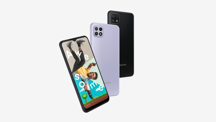 Samsung Galaxy A22 series