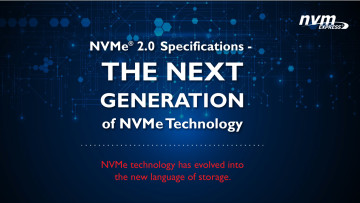 The NVMe 20 specification