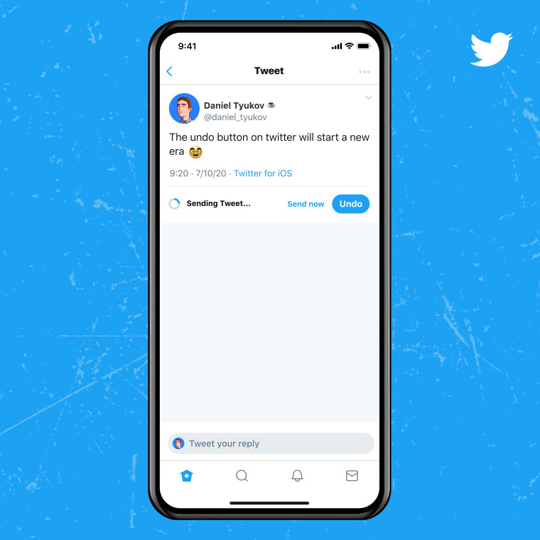 Twitter Blue features on mobile including Reader Mode Undo and Bookmark Folders