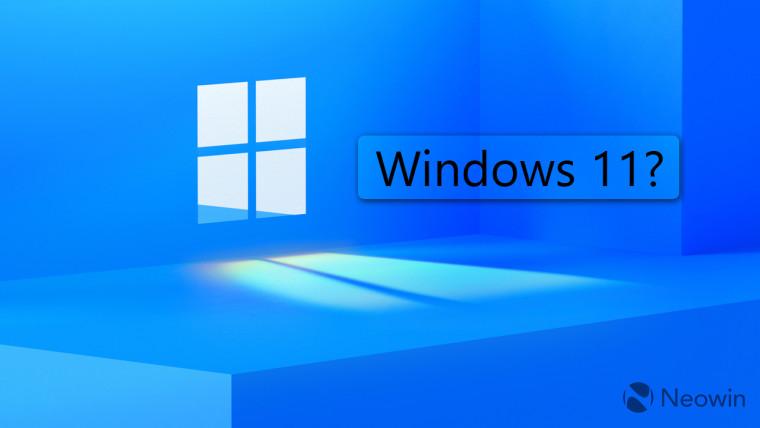 A Microsoft logo with Windows 11 written next to it