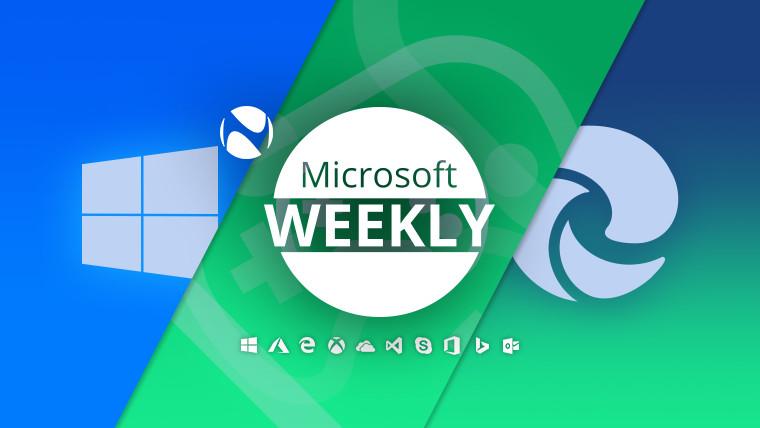 Microsoft Weekly - June 6 2021 weekly recap