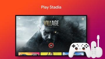 Google Stadia Resident Evil Village