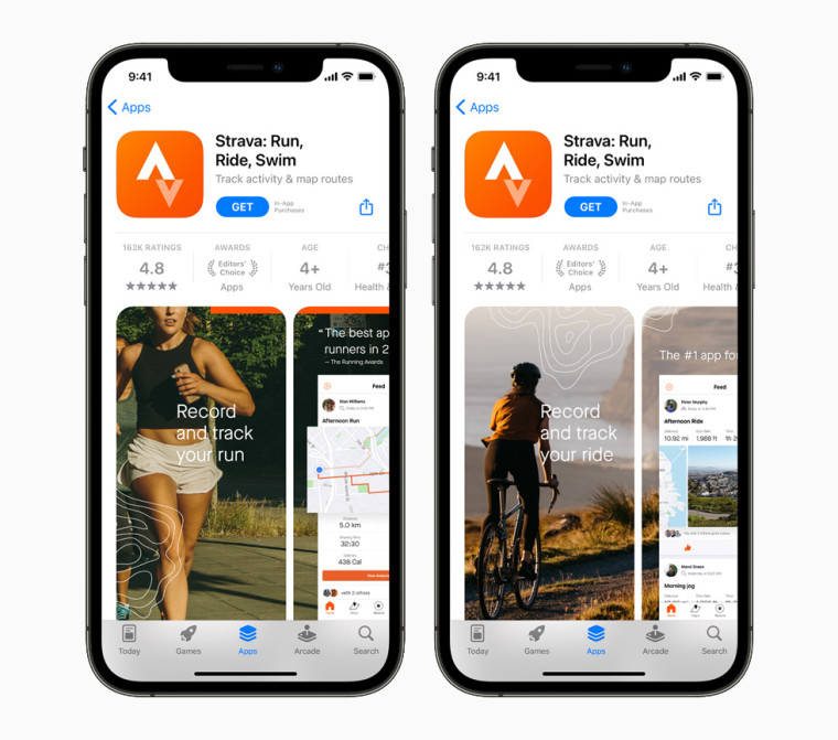 Custom Product Pages on the App Store