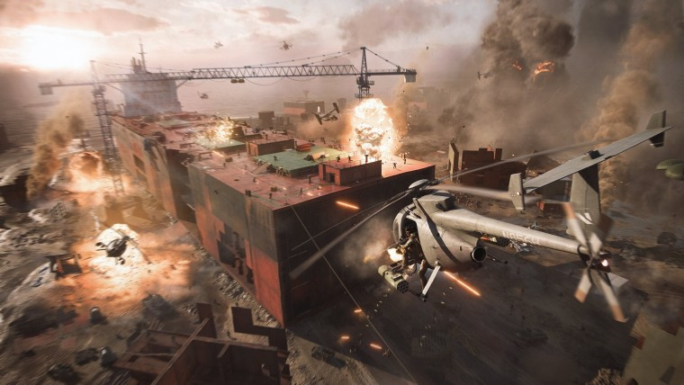 Battlefield 2046 screenshot