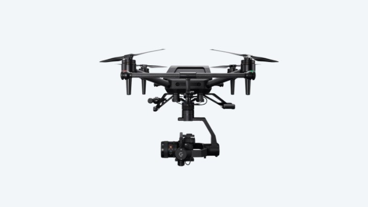 Sony Airpeak S1 drone for Alpha cameras