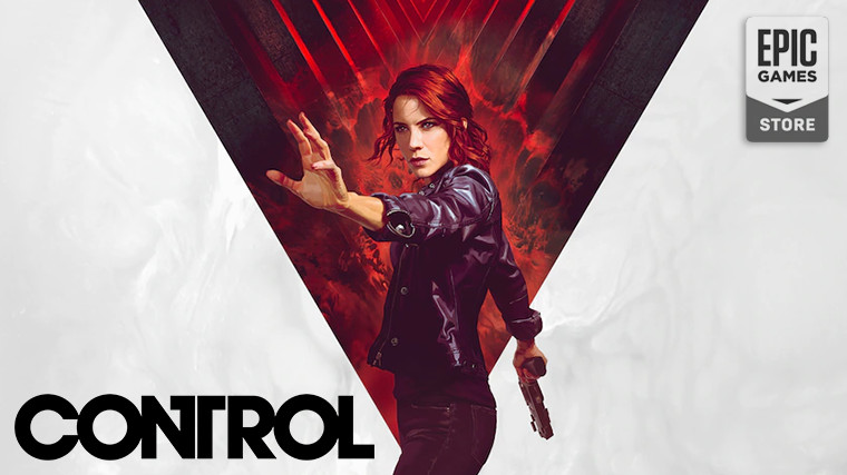 Control artwork for Epic Games giveaway
