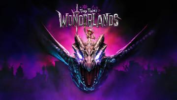 Tiny Tinas Wonderlands titlecard