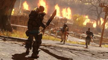 Fallout 76 Nuclear Winter shots
