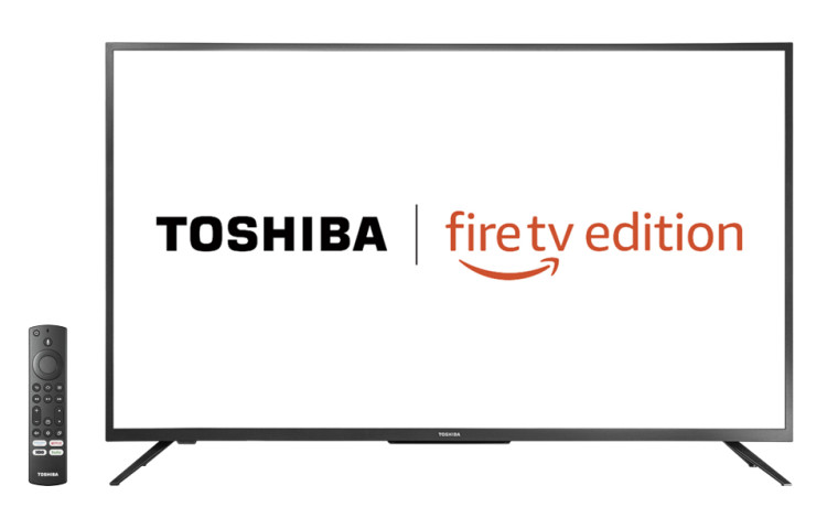 Toshiba 50-inch Smart 4K UHD with Dolby Vision - Fire TV Released 2020