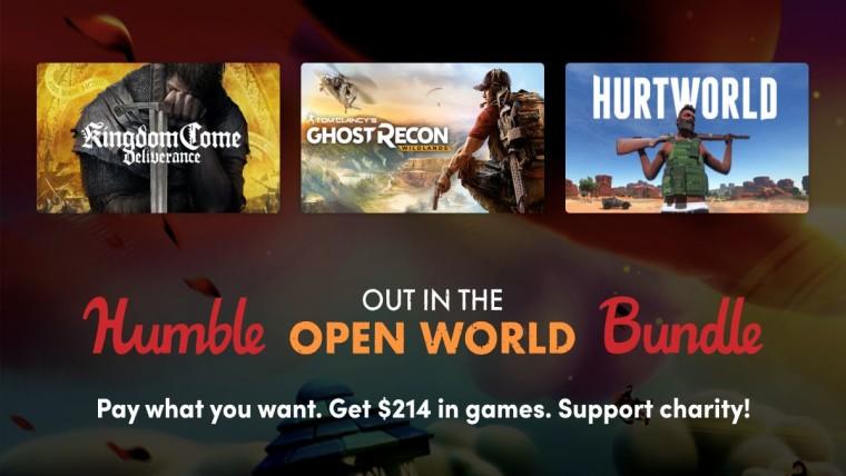 Humble Open World Bundle games