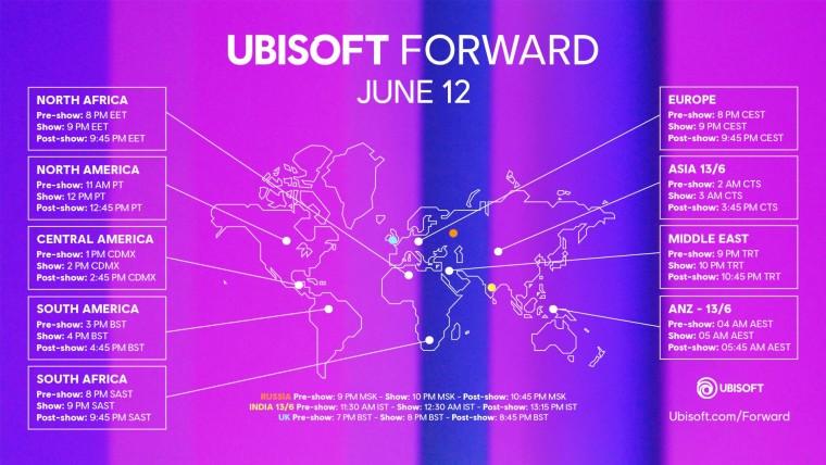 Ubisoft Forward