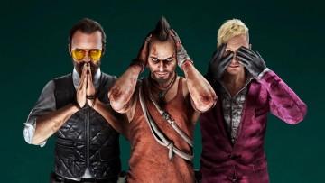 Far Cry 6 Season Pass villains image