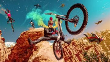 Riders Republic promo images