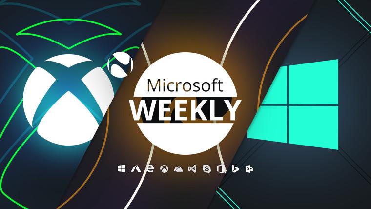Microsoft Weekly - 13 juin 2021 - Résumé hebdomadaire