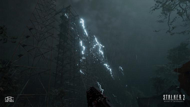 STALKER 2 Heart of Chernobyl in-game screenshot