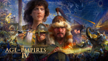 Age of Empires IV promo images