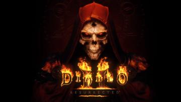 Diablo II Resurrected main logo