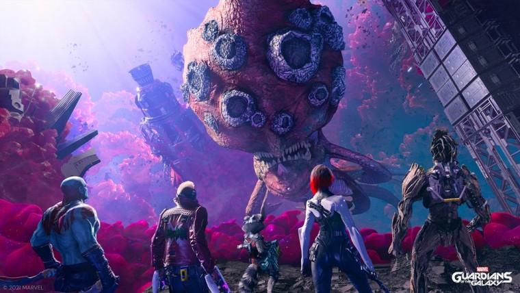 Eidos Montreal&039s Guardians of the Galaxy screenshot