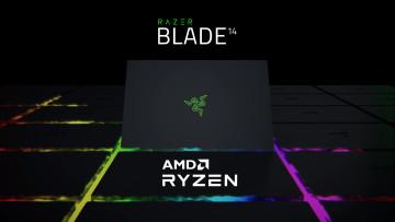 The Razer Blade 14 powered by AMD Ryzen 5000 mobile processor