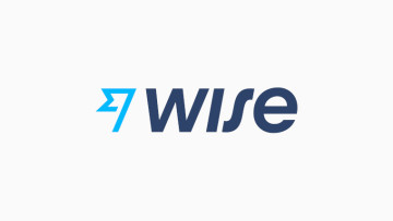 The Wise logo on a lotion background