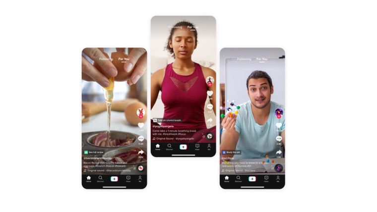 TikTok Jump comes in the form of a link within a video that leads users to content from third-party
