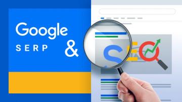Google SEO and SERP