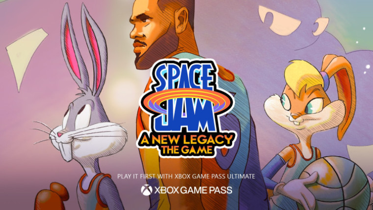 Space Jam A New Legacy - The Game on Xbox Game Pass Ultimate