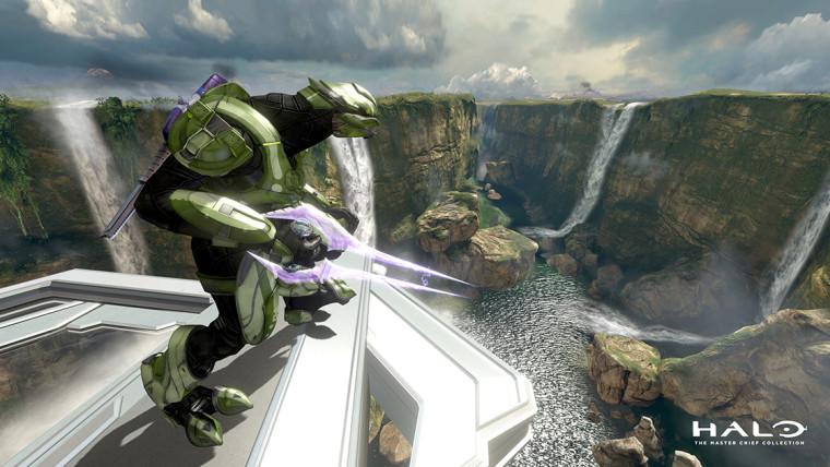 Halo MCC screenshot
