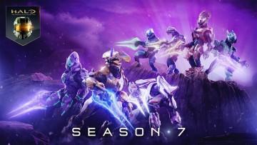 Halo MCC Season 7 artwork