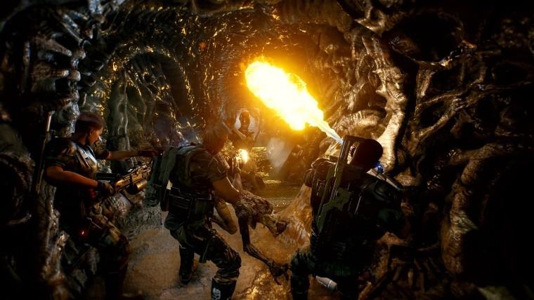 Aliens Fireteam Elite screenshot