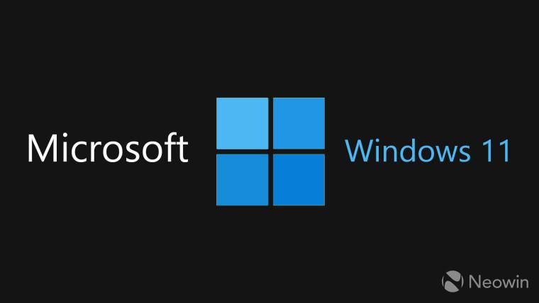 Microsoft Windows 11 written next to the Microsoft logo in Windows colors