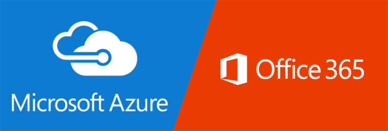 azure and office 365