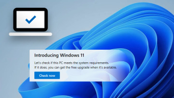 Windows PC health check tool providing the option to check compatibility for Windows 11