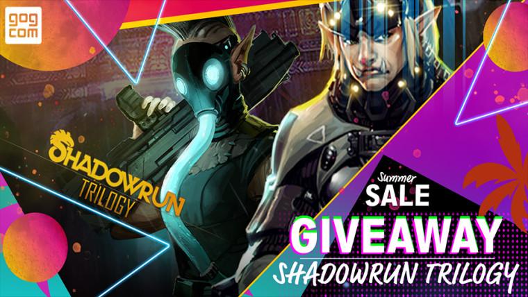 GOG Summer Sale Shadowrun Trilogy giveaway