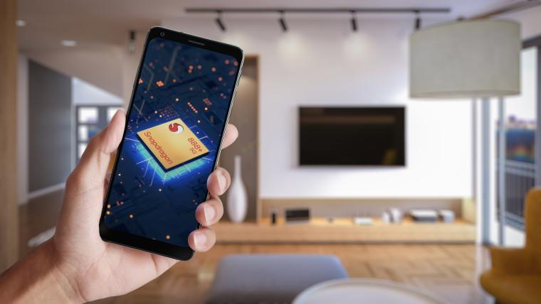 Graphics of Snapdragon 888 Plus 5G Mobile Platform