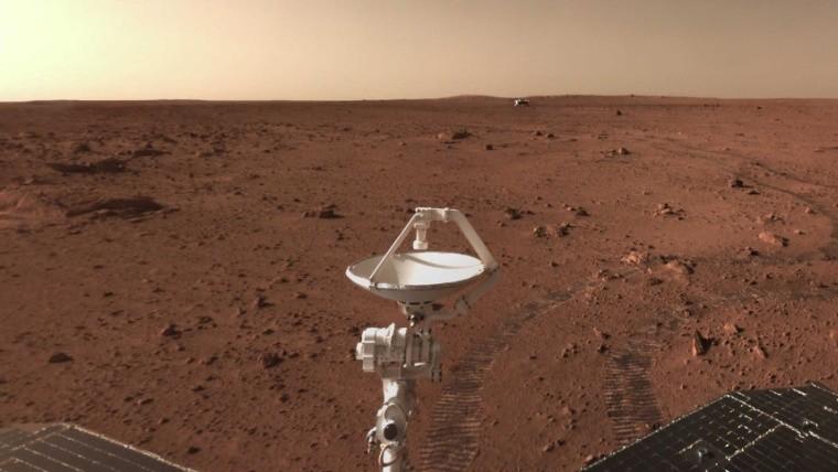 Tianwen-1 Mars mission