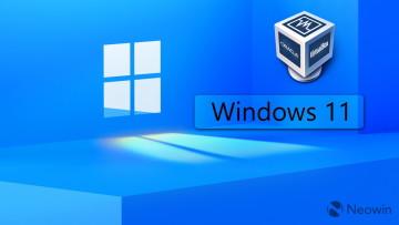Windows 11 VM