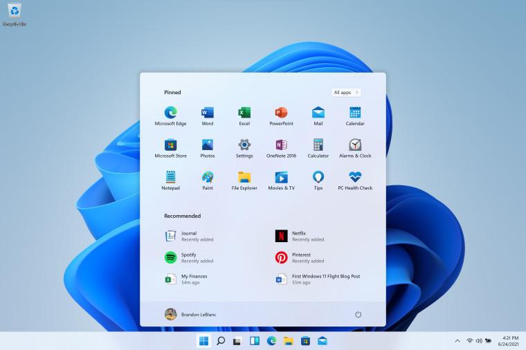 Windows 11 build 2200051