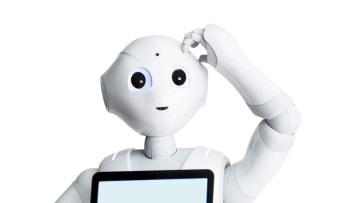 SoftBank Pepper humanoid robot